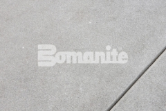 This architectural exposed concrete was created using the Bomanite Sandscape Refined Exposed Aggregate System and because of the very fine exposure depth, advanced application procedures are required, resulting in a finished product that beautifully showcases the fine aggregate.