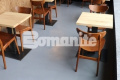 Our installation of Bomanite Micro-Top to renovate the commercial interior flooring inside the Elmwood Restaurant earned us the 2018 Best Bomanite Toppings Systems Project Bronze Award and resulted in a flooring surface that adds consistency and beautiful character to the space.